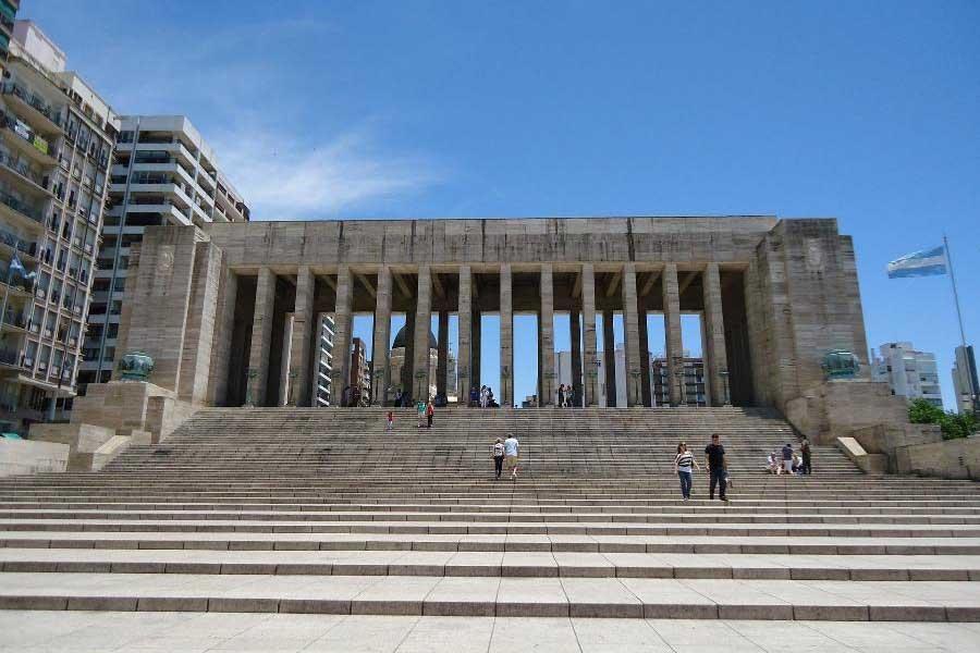 Monumento a la Bandera Rosario Argentina