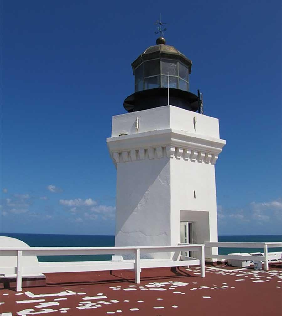 Faro de Cabezas de San Juan