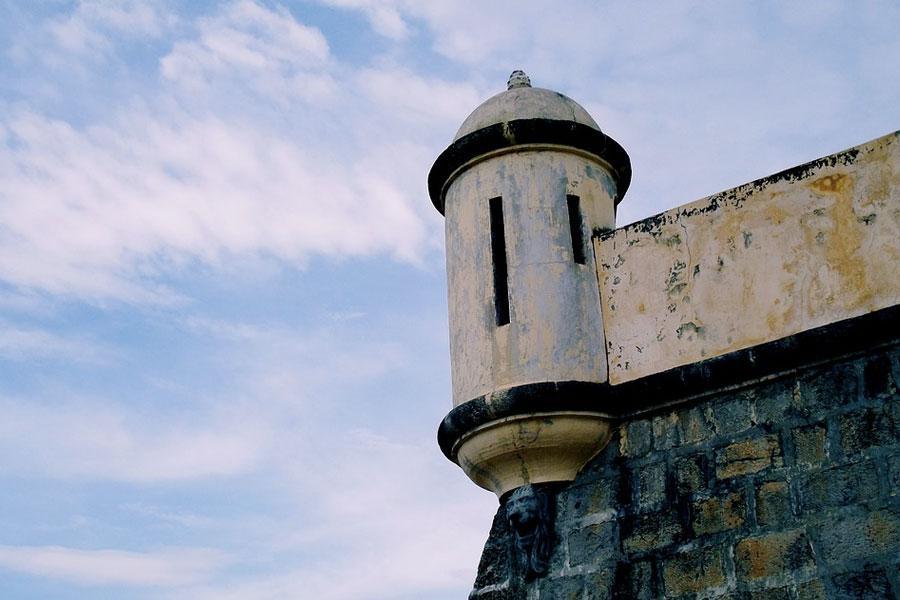 Castillo Cumana Venezuela