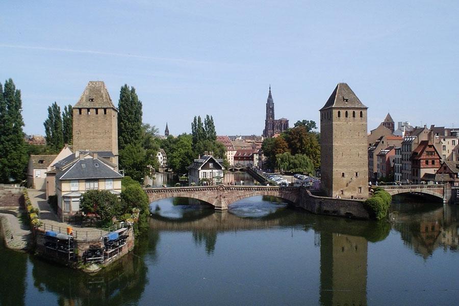 Puentes Estrasburgo