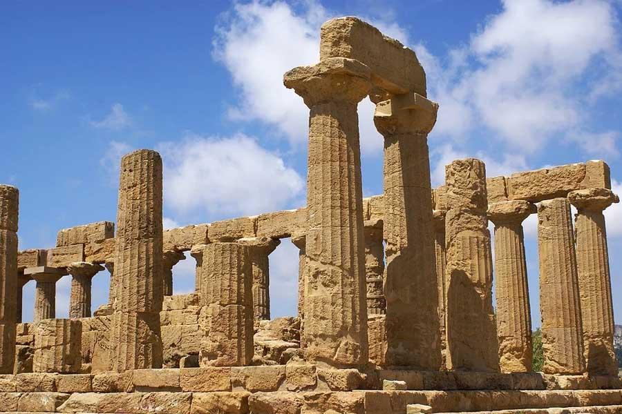 Templo de juno Agrigento