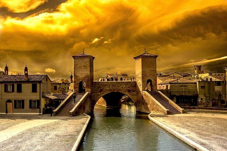 Palacio de los este ferrara italia