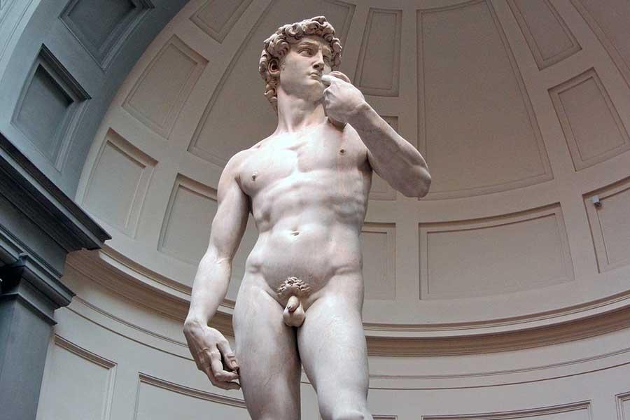 Escultura de David, Florencia