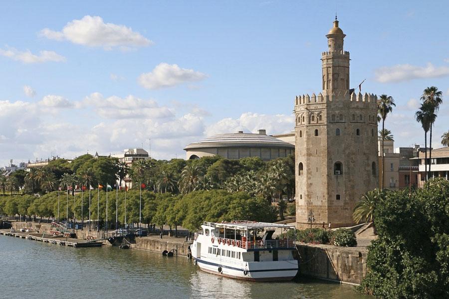 Guadalquivir Torre del Oro