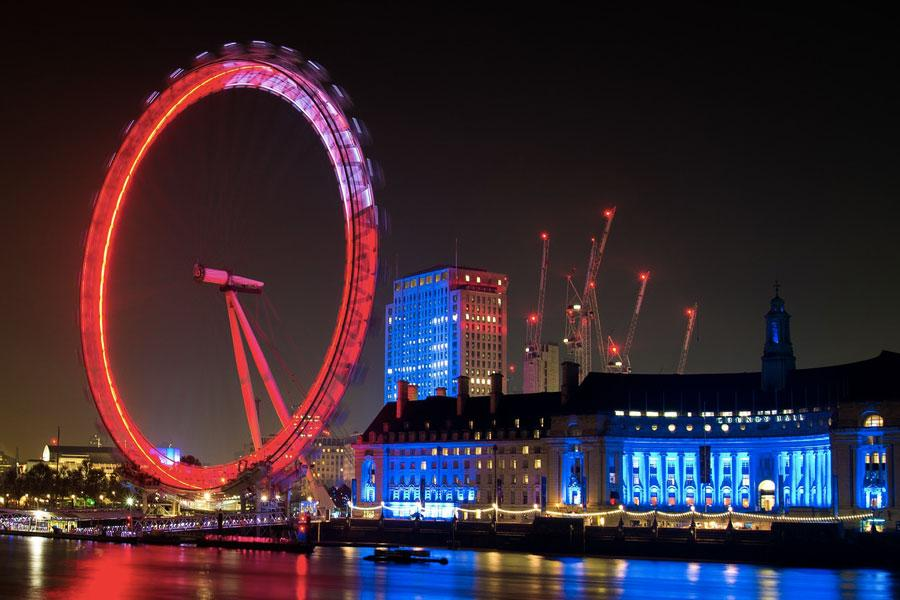 Noria London Eye