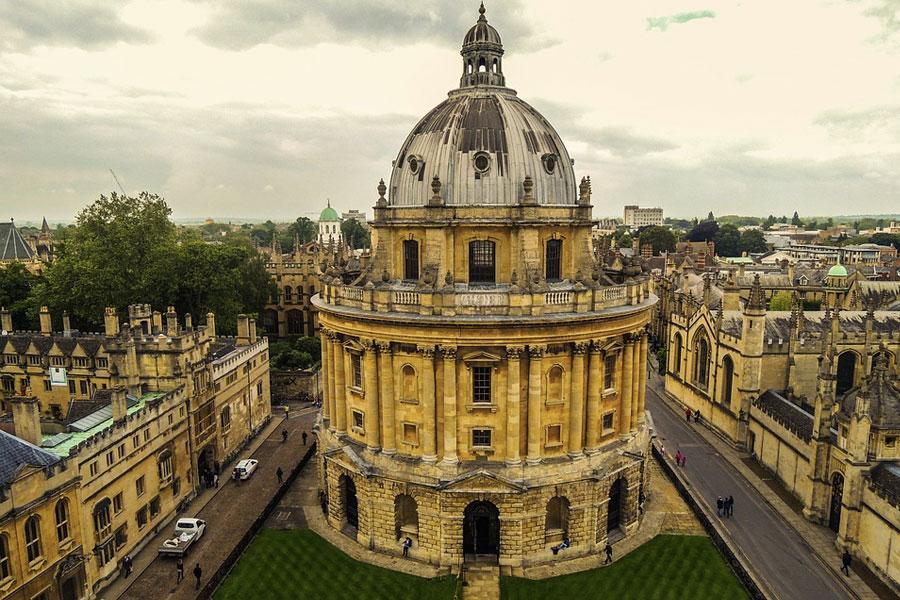 Camara Radcliffe Oxford