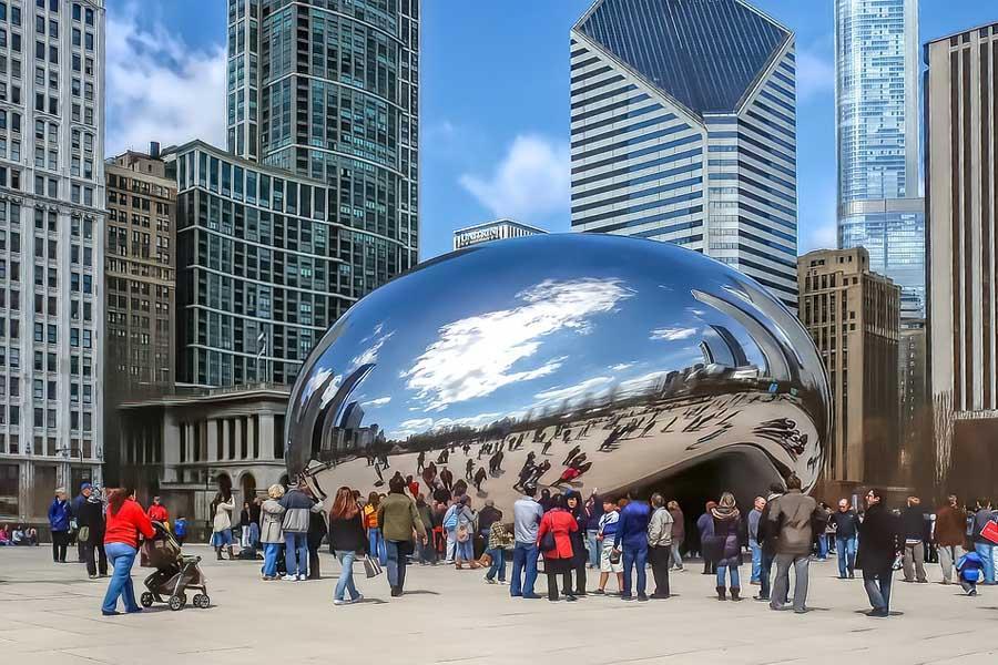 The Bean - Cloud Gate Chicago