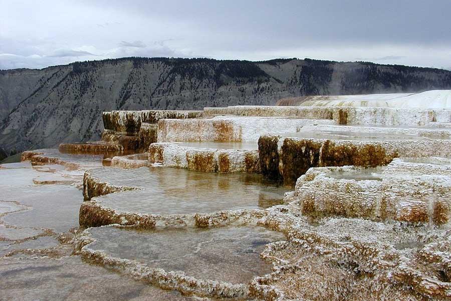 Terrazas Mammoth Yellowstone