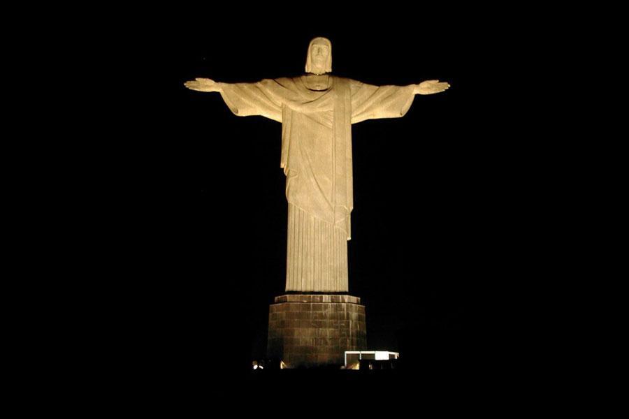 Cristo Corcovado Brasil