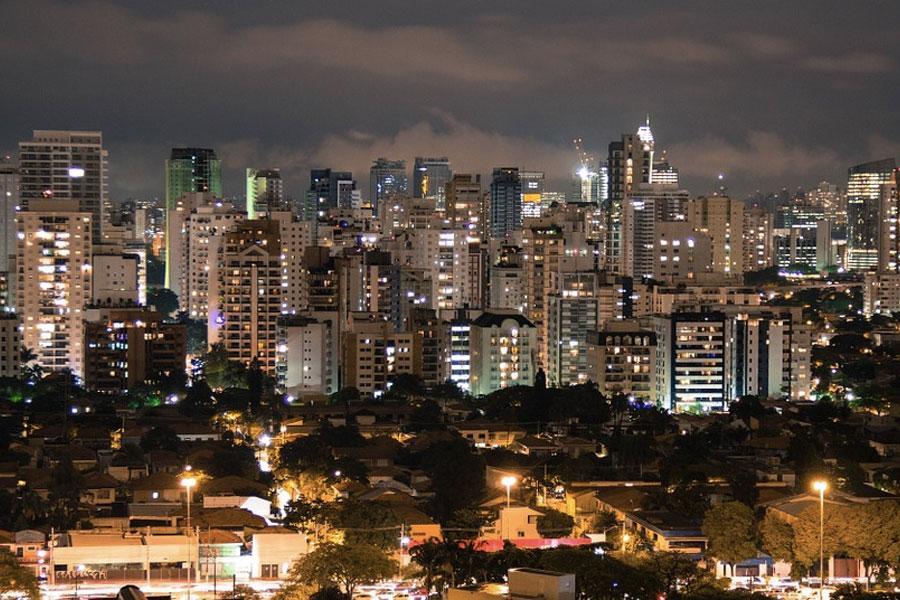 Sao Paulo Noche