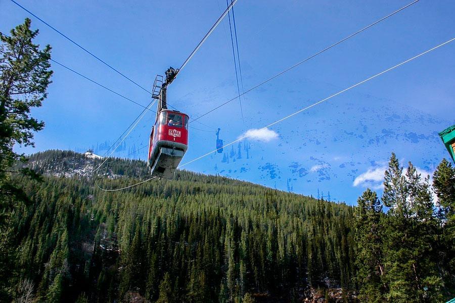 sky tram jasper canada