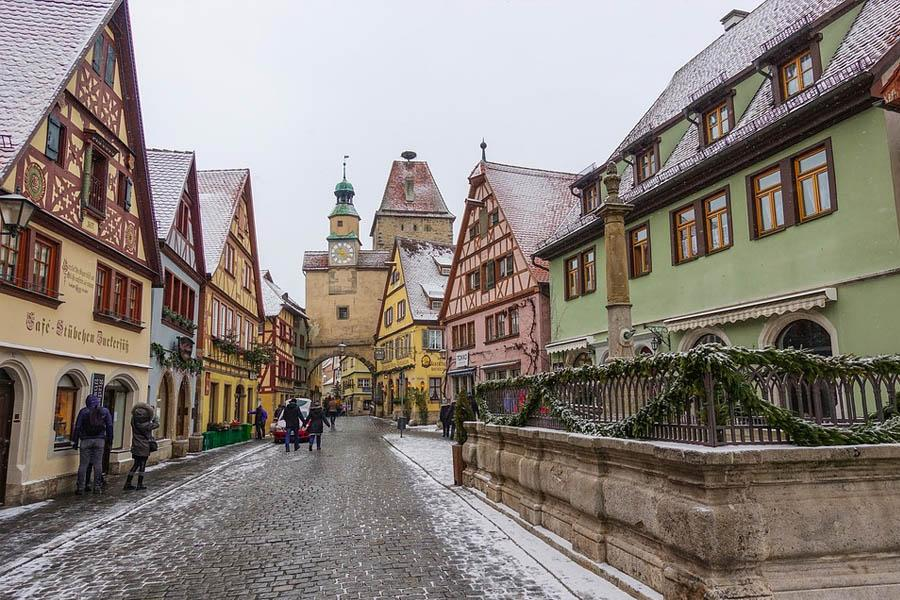 Rothenburg Alemania