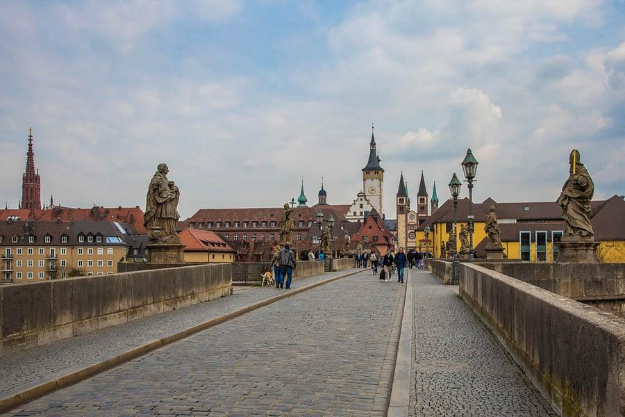 puente viejo wurzburgo