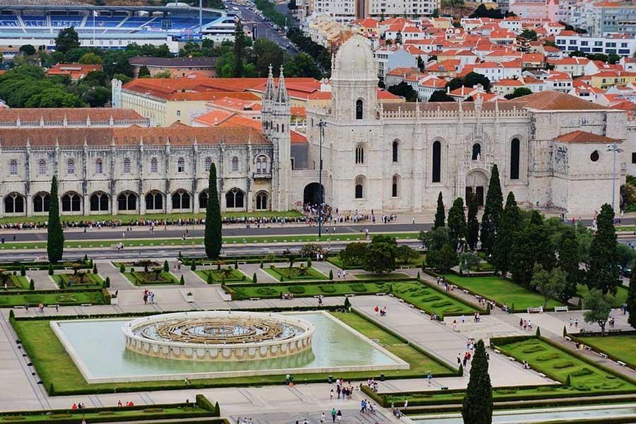 Monasterio de Belen Lisboa