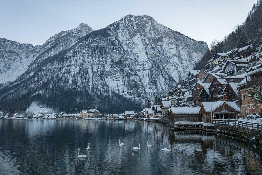Lago Hallstat