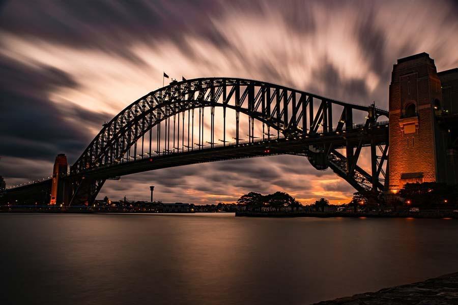 Puente Harbour de Sidney