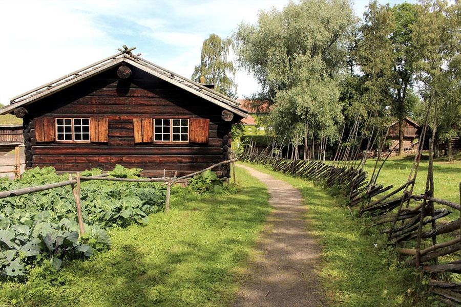 Museo del Pueblo Noruego Oslo