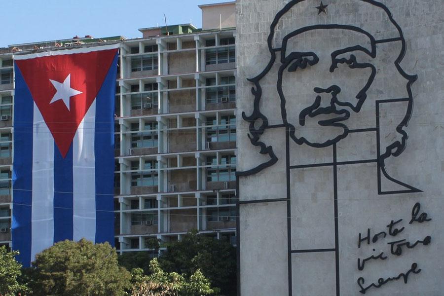 Plaza de la Revolucion, La Habana, Cuba
