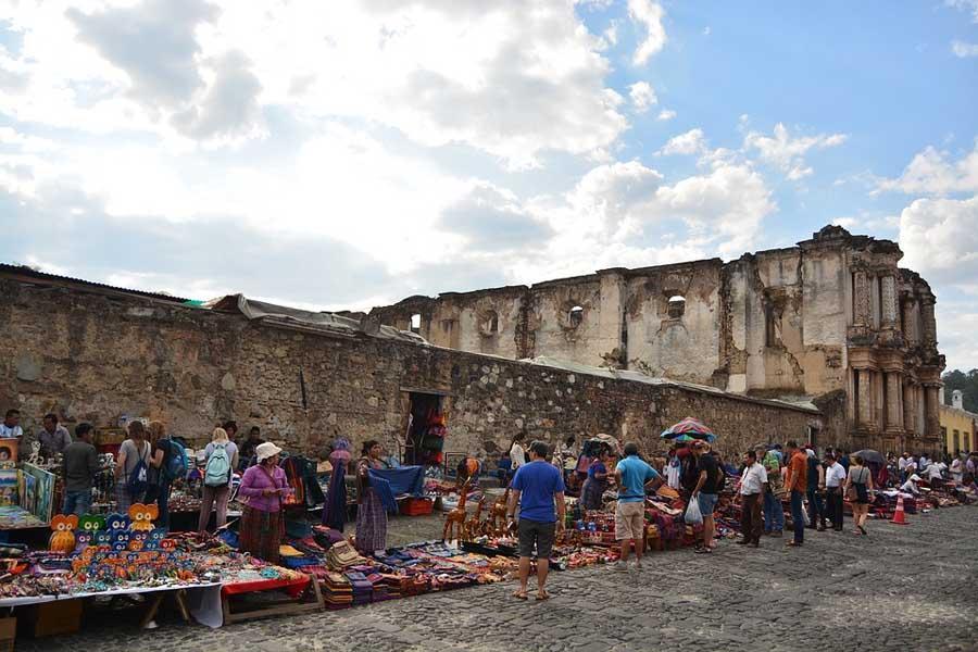 calles de antigua guatemala