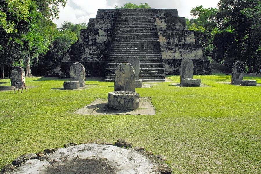 Piramides de Tikal Guatemala